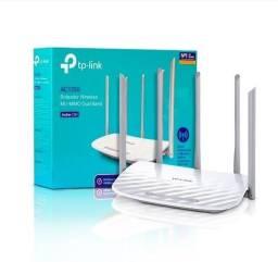 Roteador wireless TP-link dual band 5 antenas - valor válido somente até o dia 22/05/2021