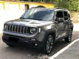 Jeep Renegade Longitude 1.8 Flex AT 2021 - 3800km