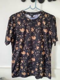 Camiseta florida H&M