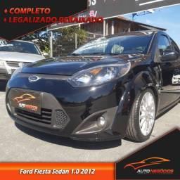 Ford Fiesta Sedan 1.0 2012 Legalizado
