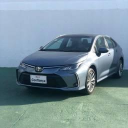Título do anúncio: Corolla Xei 2.0 Aut. 2021 Cinza Completo