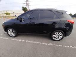 Título do anúncio: Vendo IX35 câmbio automático preta gasolina 2012