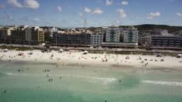 Título do anúncio: Ohana apartamento 2 quartos, pe na areia, atravessou ta na  praia do forte