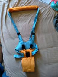 Andador manual suspenso para bebê
