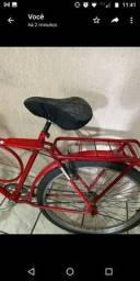 Título do anúncio: Vendo uma linda bicicleta