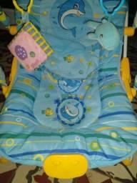 Cadeira de descanso para bebê.