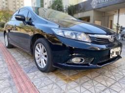 Título do anúncio: Honda Civic LXR 2014 Automático Super Conservado!!!