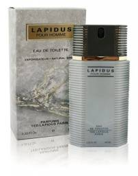 Título do anúncio: Perfume Lapidus Pour Homme 100 ML Original (LACRADO)