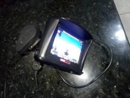 GPS 2 Rodas - resistente a chuva - navegação por voz - fone Bluetooth