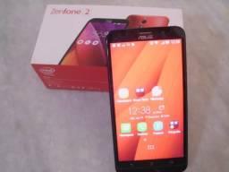 Zenfone 2 16GB ZE551ML vermelho com nota fiscal dual chip