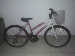 Bicicleta menina aro 24