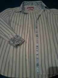 Camisa dudalina feminina 24f16cb9bac33