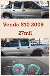 Pick Up S10 modelo 2009 ADVANTAG (VENDO) - 2009