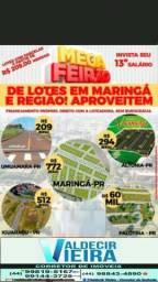 Loteamentos disponíveis em Maringá e região