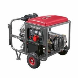 Gerador 15 kva trifásico diesel marca Branco BD15000 220v *oferta imperdível