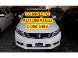 HONDA CIVIC 2014/2015 2.0 LXR 16V FLEX 4P AUTOMÁTICO - 2015