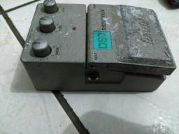 Pedal Ibanez ds7 distortion aceito pedais