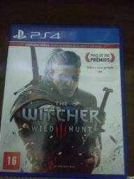 Jogos ps4 - The Witcher 3