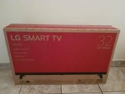 Smart Tv LG led 32 pol painel ips wifi netflix nova na caixa n/f em P.Alegre-rs