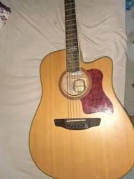 Vendo violão da strinberg