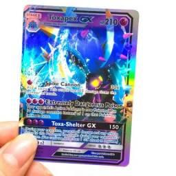 Cartas pokemon ex,gx e asperas