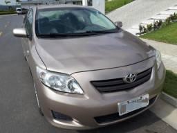 Corolla XLi 1.8 automático - 2009