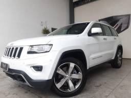 Jeep Grand Cherokee 3.6 Limited 4x4 v6 2015/2015 Branca