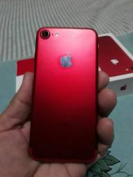 IPhone 7 red 256 gigas