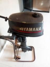 Motor de polpa 4 yamaha