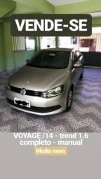 Voyage g6 - 4P - 2014 (extra fino) 1.6 - trend FLEX - 2014