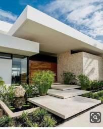 Casa linear ,4 qts, com lazer Cond.Royal Boulevard