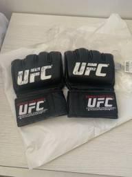 Vendo luvas oficial do UFC