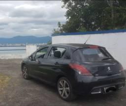 Peugeot Allure THP 1.6 turbo 2016/2017 bx km automatico