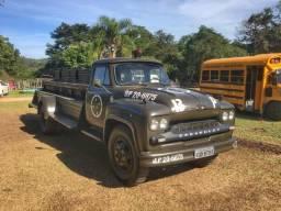 Caminhão Chevrolet 1963 raro impecável