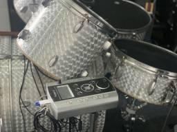 Mapex V series híbrida com Roland TD9