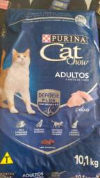 Ração Purina Cat Chow Defence Plus 10,1kg