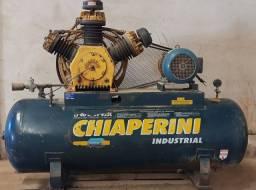 Compressor de ar Trifásico, 175 Libras