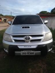 Vendo Hilux 2006 automática! - 2006