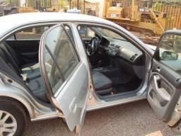 Vende-se Honda Civic LXL, ano 2005, automático - 2005