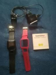 Relógio Multisport Tom Tom Runner 3 Cardio Com Gps