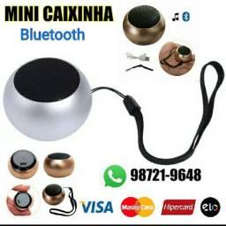Caixinha speaker 3w só Bluetooth muito top entrega grátis