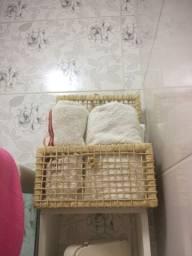 Cesta para toalhas