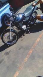 Fan 2008 125 cc cor : preta