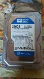 HD para desktop 320 gb