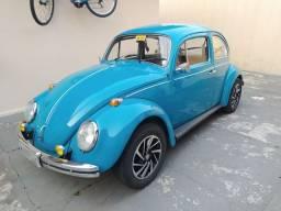 Fusca Azul Pavão 1972 1500