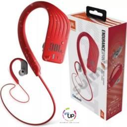 Fone De Ouvido Jbl Endurance Sprint Bluetooth Original Vermelho