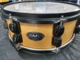"""Caixa p bateria RMV 14"""" Concept (Mixer Instrumentos Musicais)"""