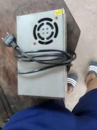 Fonte chaveada 12V,30 Amp semi nova