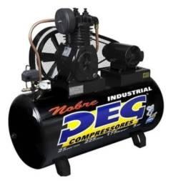 Compressor em perfeito funcionamento 20 pes