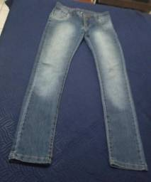 Calça jeans masculina tam 36